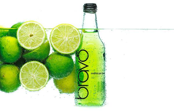 Bravo Bottle Label