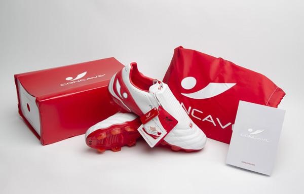 Concave Boots Branding