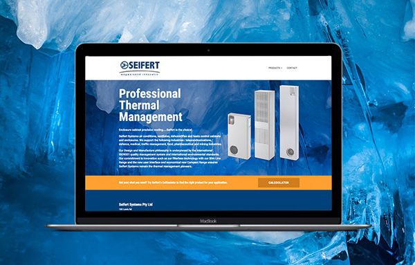 Seifert Systems Website