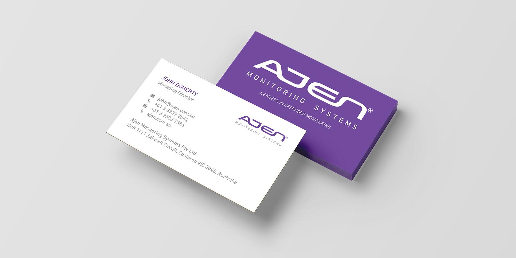 Ajen Branding 0