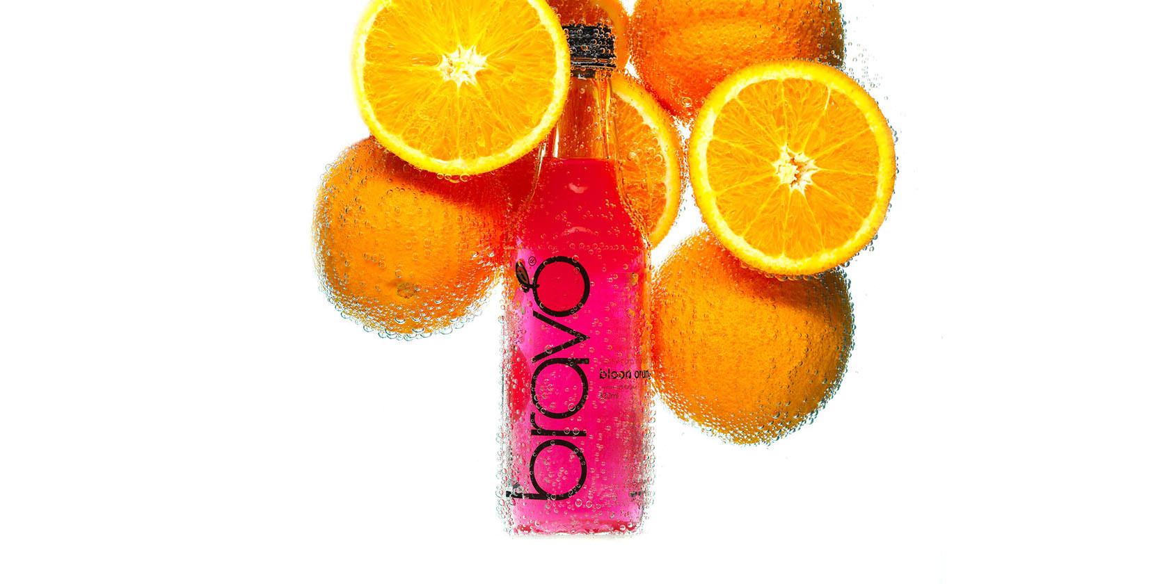 Bravo Bottle Label 0