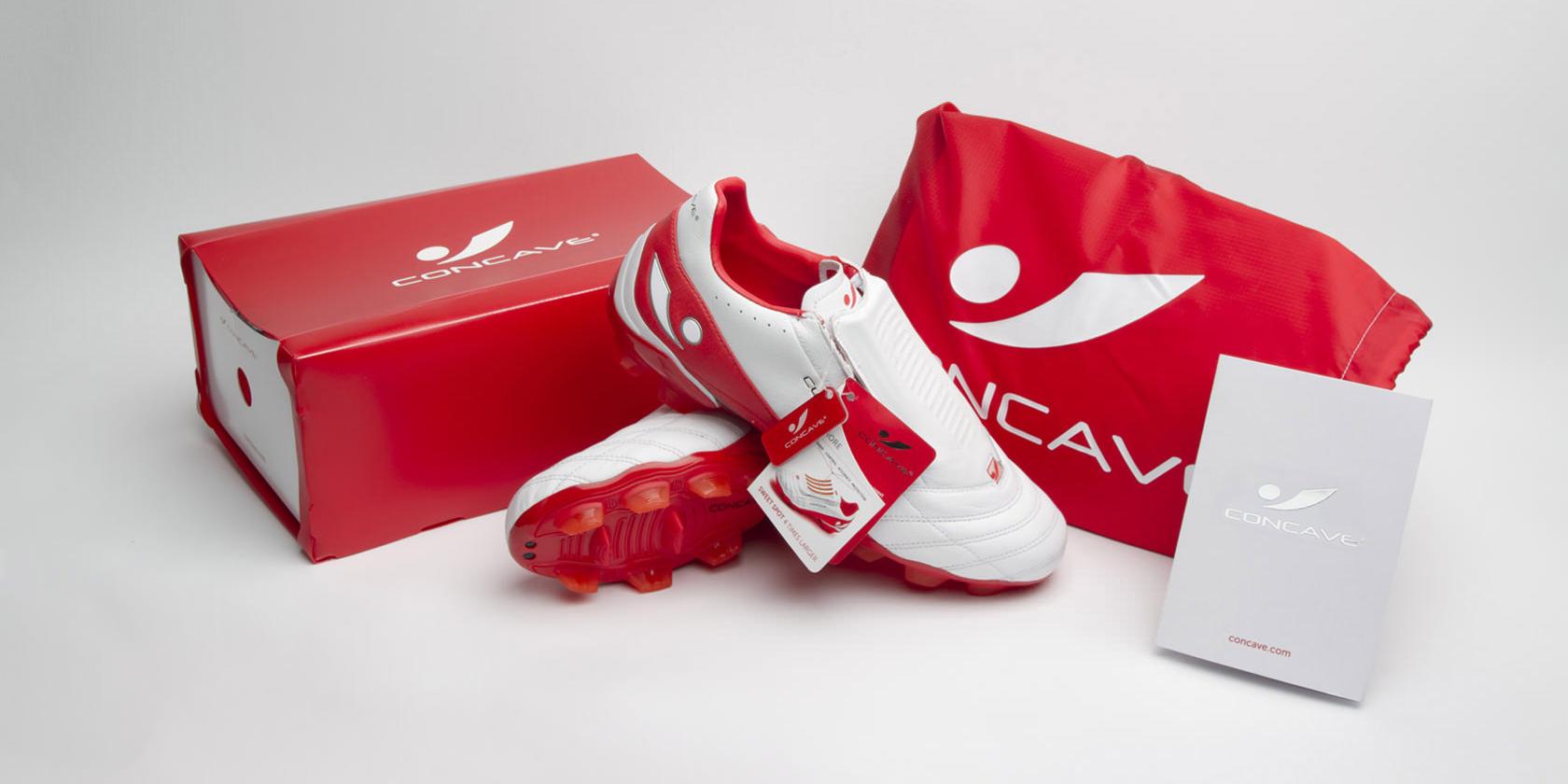 Concave Boots Branding 0